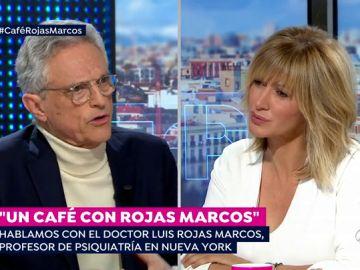 Luis Rojas Marcos, profesor de psiquiatría en Nueva York
