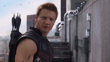 Jeremy Renner, el personaje de Marvel Ojo de Halcón