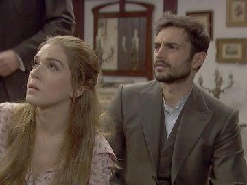 "Adela, a Julieta y Saúl: ""No os podéis marchar de Puente Viejo"""