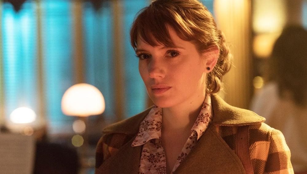 """Clara sorprende a Robert: """"No he venido a llevarte conmigo, yo también quiero quedarme"""""""