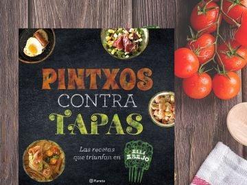 'Pintxos contra tapas', las recetas de 'Allí abajo'