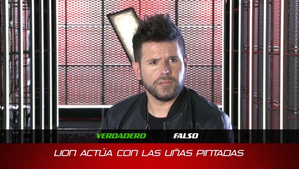 Los coaches de 'La Voz' a examen sobre sus talents