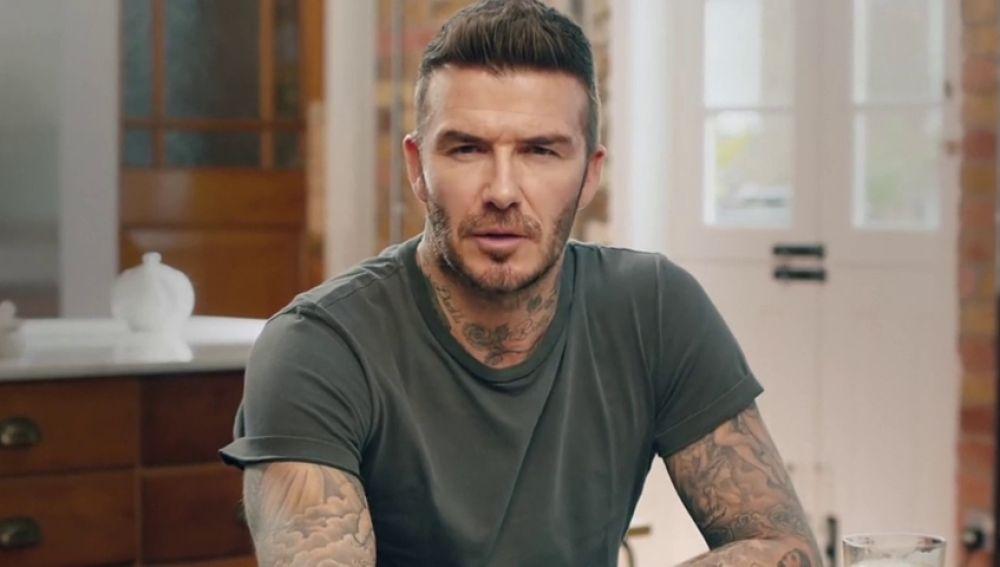 David Beckham da voz a la malaria en nueve idiomas