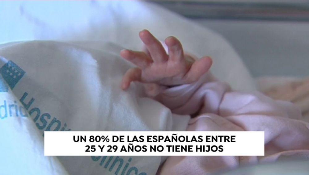 La falta de conciliación y los motivos económicos, principales causas del retraso de la maternidad en España