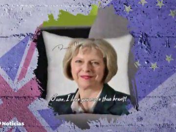 El Brexit también tiene su merchandising