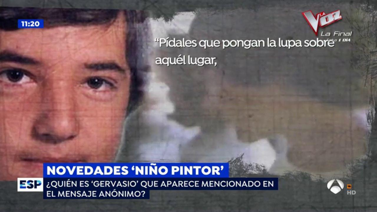 Ni o pintor la pista que reabre el caso antena 3 tv for Espejo publico hoy completo