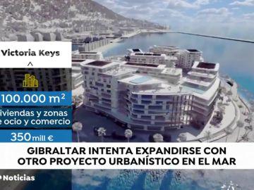 Nuevo proyecto urbanístico en Gibraltar