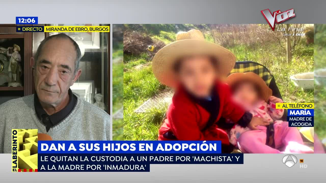 Le quitan la custodia de sus hijos por machista y for Espejo publico hoy completo