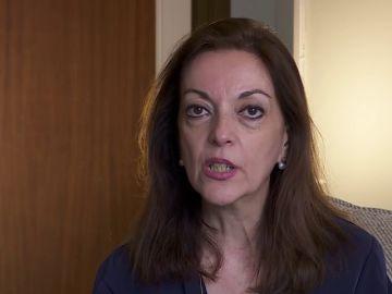 María José Carrascosa cuenta el incidente que vivió cuando le cortaron el paso en EEUU