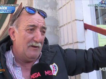 """Uno de los aficionados que insultó a Marcelino: """"Todo el mundo dijo 'ojalá se hubiera matado', no sólo yo"""""""