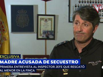 Secuestro parental de María Sevilla