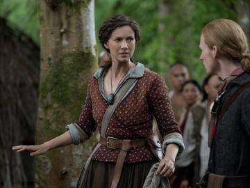 Caitriona Balfe en 'Outlander'