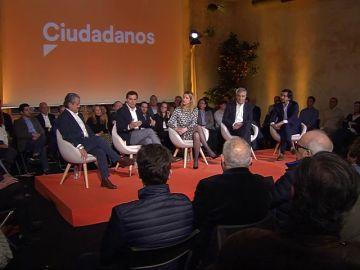 Rivera propone rebajar los impuestos y ayudas a las familias y a la innovación