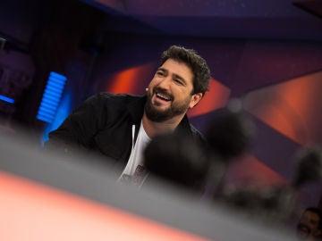 """Pablo López desvela en 'El Hormiguero 3.0' las """"burradas"""" que le ha hecho Antonio Orozco sobre el escenario"""