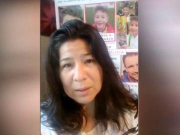 """El mensaje desesperado de la madre del niño presuntamente secuestrado por su padre: """"No sé si se encuentra bien"""""""