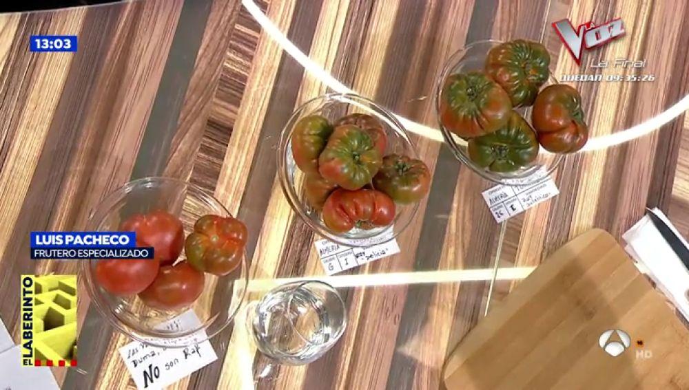 Los productores denuncian el fraude: ¿Es tomate 'Raf' todo lo que reluce, o hay engaño?