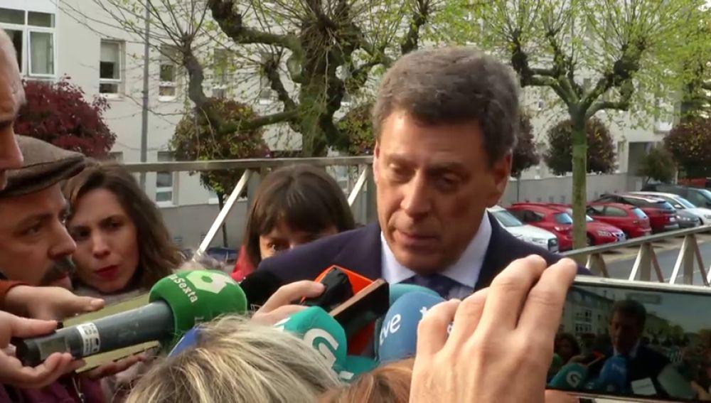 """Juan Carlos Quer, sobre la víctima del intento de rapto en Boiro: """"Afortunadamente no terminó en el mismo pozo de Diana"""""""