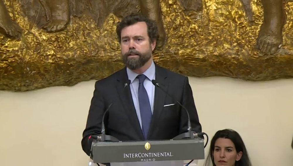 Espinosa de los Monteros, condenado en dos ocasiones por intentar eludir el pago de unas obras de su vivienda