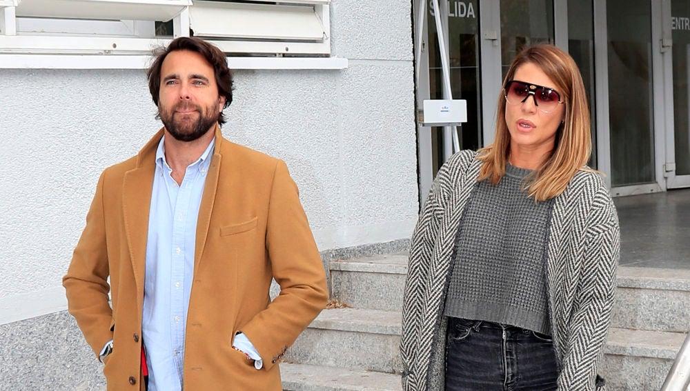 Javier Ungría y Elena Tablada