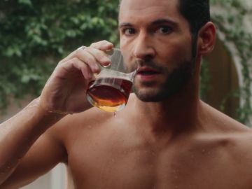 Tom Ellis en 'Lucifer'