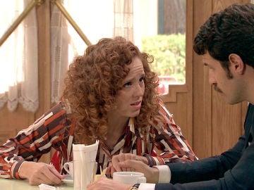 Ana, decidida a huir con Carlos