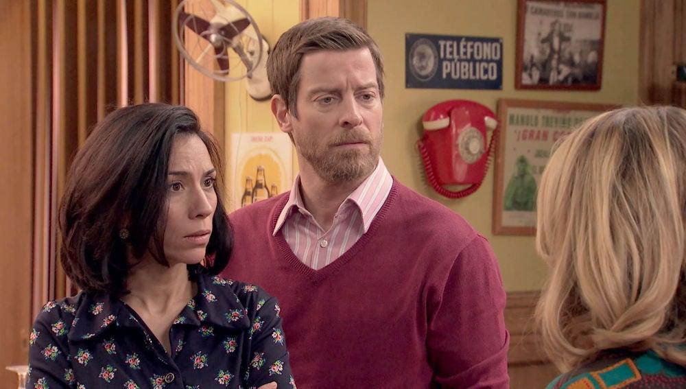 Luisita comunica a su familia la última noticia sobre su viaje con Amelia