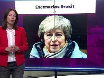Theresa  May no ha llegado todavía a un acuerdo con los laboristas