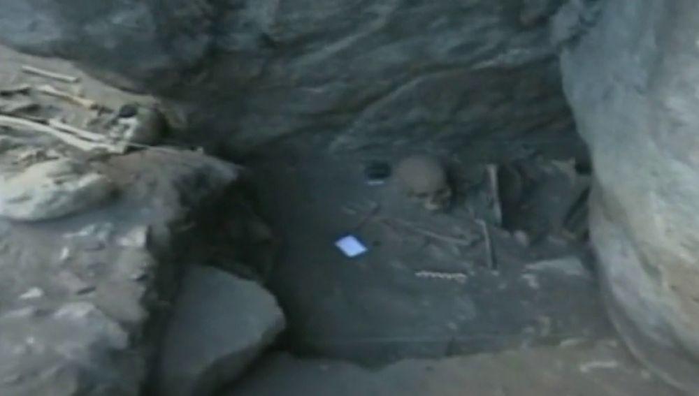 Hallan en una cueva de Filipinas una nueva especie humana que vivió hace 67.000 años