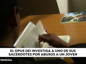 Un sacerdote del Opus está siendo investigado por abusos a varios estudiantes