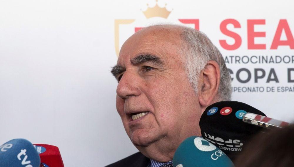 José María Calzón, delegado del Espanyol