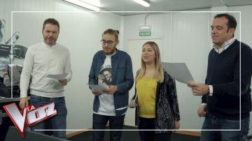 Promo Cepsa La Voz
