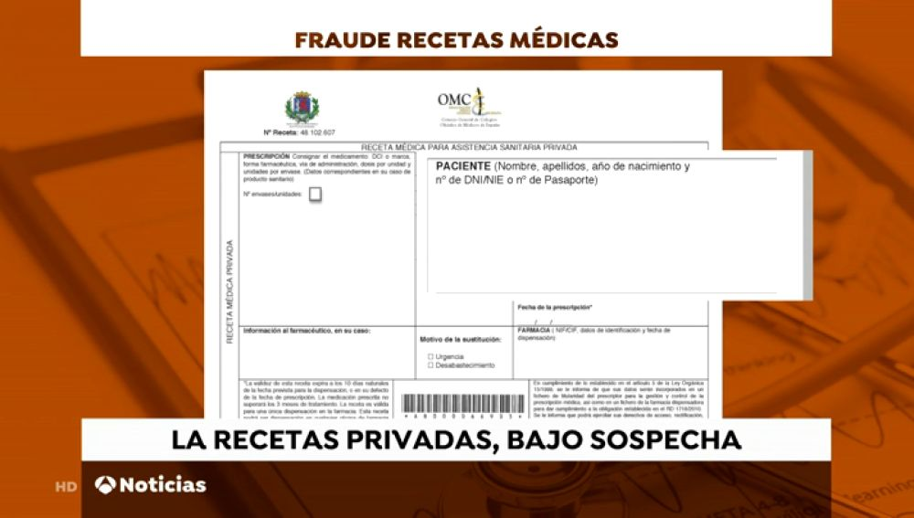 Los médicos avisan: el fraude con las recetas privadas se ha triplicado en los últimos años