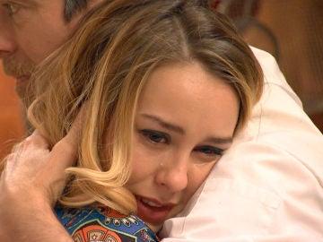 Marcelino y Luisita se reconcilian tras pasar por el peor momento de sus vidas