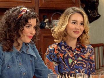 Luisita, feliz con su familia y Amelia, duda si irse a vivir a California