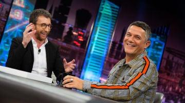 Alejandro Sanz explica el nombre de #ElDisco en 'El Hormiguero 3.0'