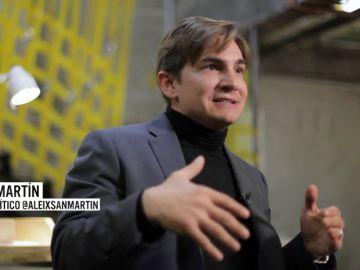 Aleix Sanmartín, estratega político