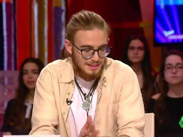 """Andrés Martín, tras ganar 'La Voz' 2019: """"Elegí el tema por Pablo López y por hacer un homenaje a mis padres"""""""