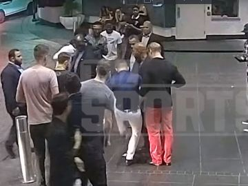 El vídeo del incidente de Conor McGregor