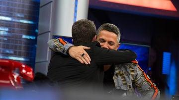 Pablo Motos confiesa en 'El Hormiguero 3.0' el motivo por el que está tan unido a Alejandro Sanz