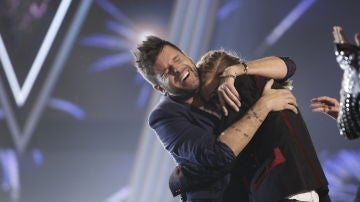 Andrés Martín se corona como ganador de 'La Voz'