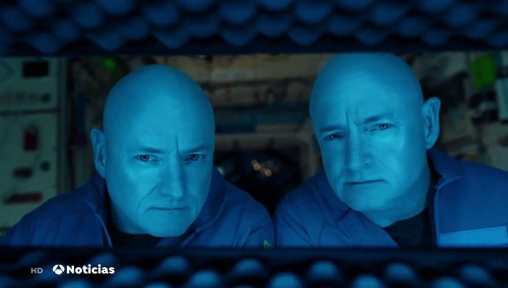 La NASA desvela cómo cambia la salud de los gemelos astronautas en el espacio
