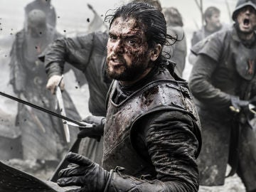 Kit Harington: Jon Snow en 'Juego de Tronos'