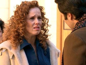 Ana, a gritos con Gabriel: El atraco fue un teatro para acabar con Carlos sin levantar sospechas