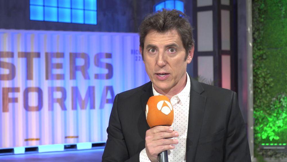 """Manel Fuentes, sobre 'Masters de la reforma': """"Los concursantes os van a fascinar"""""""