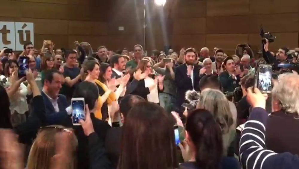 """Montero pide el voto para que """"al PSOE, que tanto mira a Cs, le entren las ganas de gobernar con Podemos"""""""