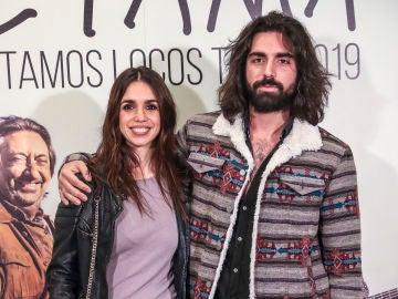 Elena Furiase y su hermano Guillermo Furiase