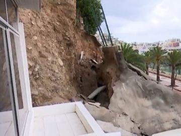 Los afectados del derrumbe podrían tardar cuatro meses en volver