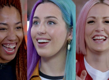 Sweet California se enfrenta a los divertidos challenges de Xuso Jones