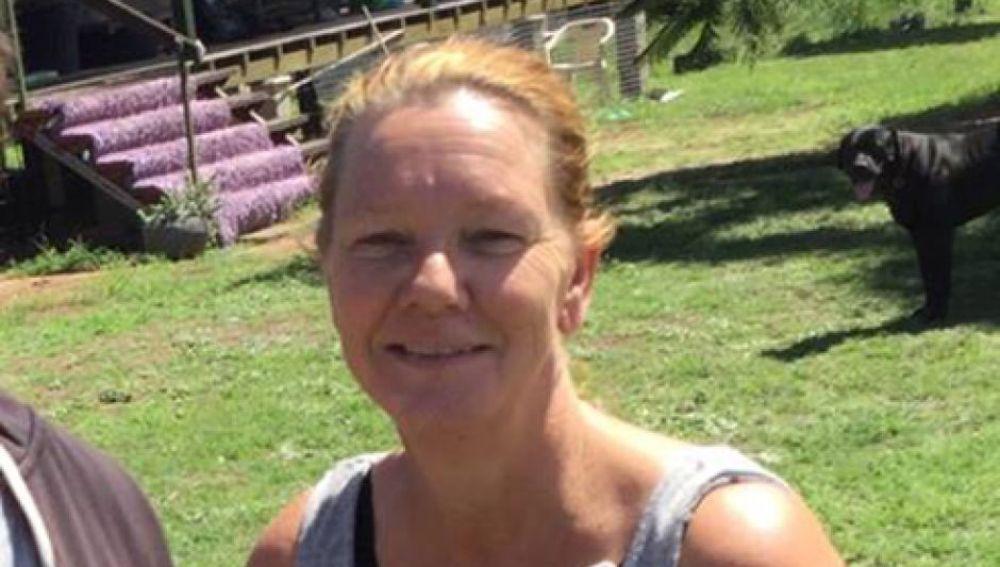 Theresa Dougherty, la mujer salvada por sus perros en Australia