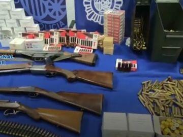 Taller clandestino de armas de Córdoba